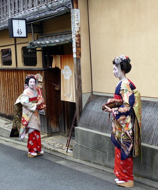 Higashiyama Ward street scene