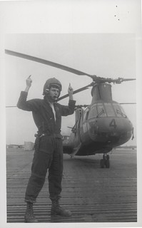 Marine Guides Pilot of Helicopter, 24 March 1969