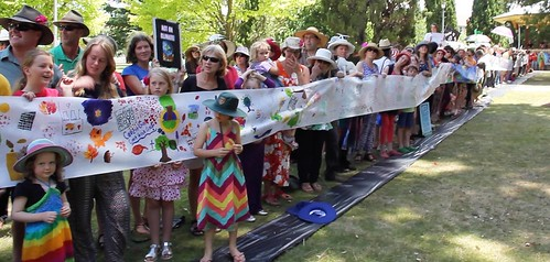 Armidale People\'s Climate Rally