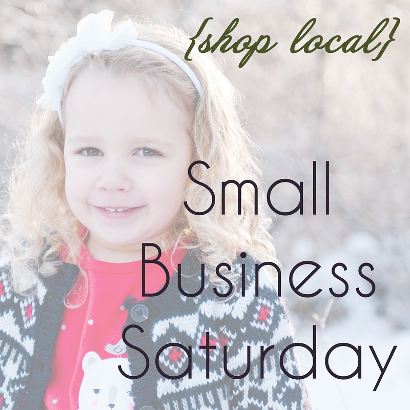 Small Business Saturday 2015 Promotion