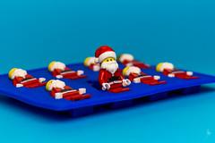 Santa awakens