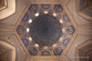 Kunya-Urgench - Turabek-Khanum Mausoleum