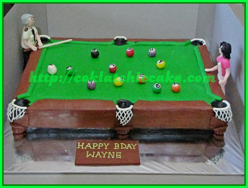 Cake Billiard
