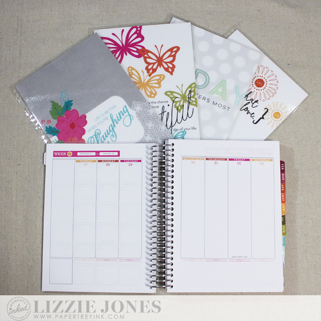 Spiral Planner Covers