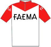 Faema - Giro d'Italia 1968
