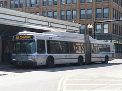 MBTA Neoplan AN460LF