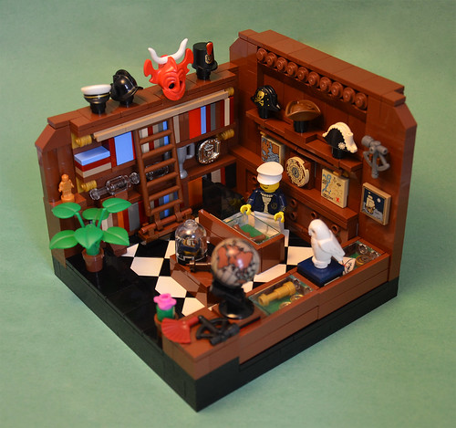 Antique Shop - 01