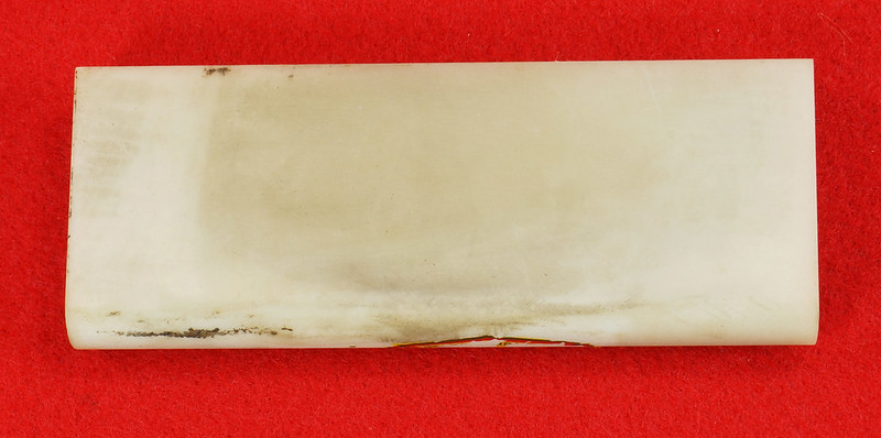 RD14839 Vintage Pike Oilstone Norton Abrasives Special Hard Arkansas Grooved Stone DSC06132