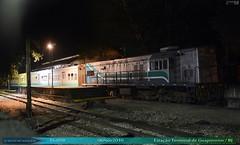 Supervia #2363  Locomotiva GE U-12C