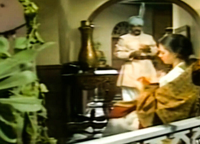 Roohi Bano in a traditional role