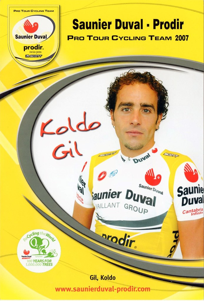 Koldo Gil - Saunier Duval Prodir 2007