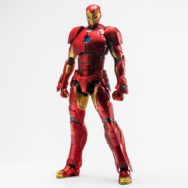 千值練 - RE:EDIT IRON MAN 第8彈:「變形裝甲」Shape Changing Armor