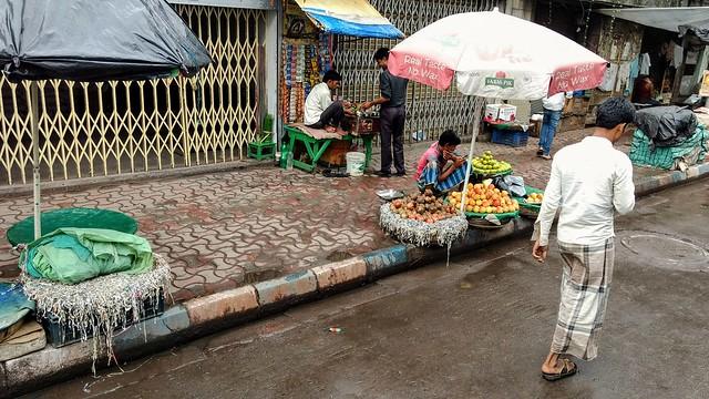 Vending...after rains
