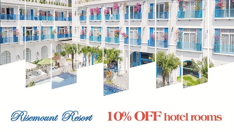 Risemount Resort 10% OFF hotel rooms 2