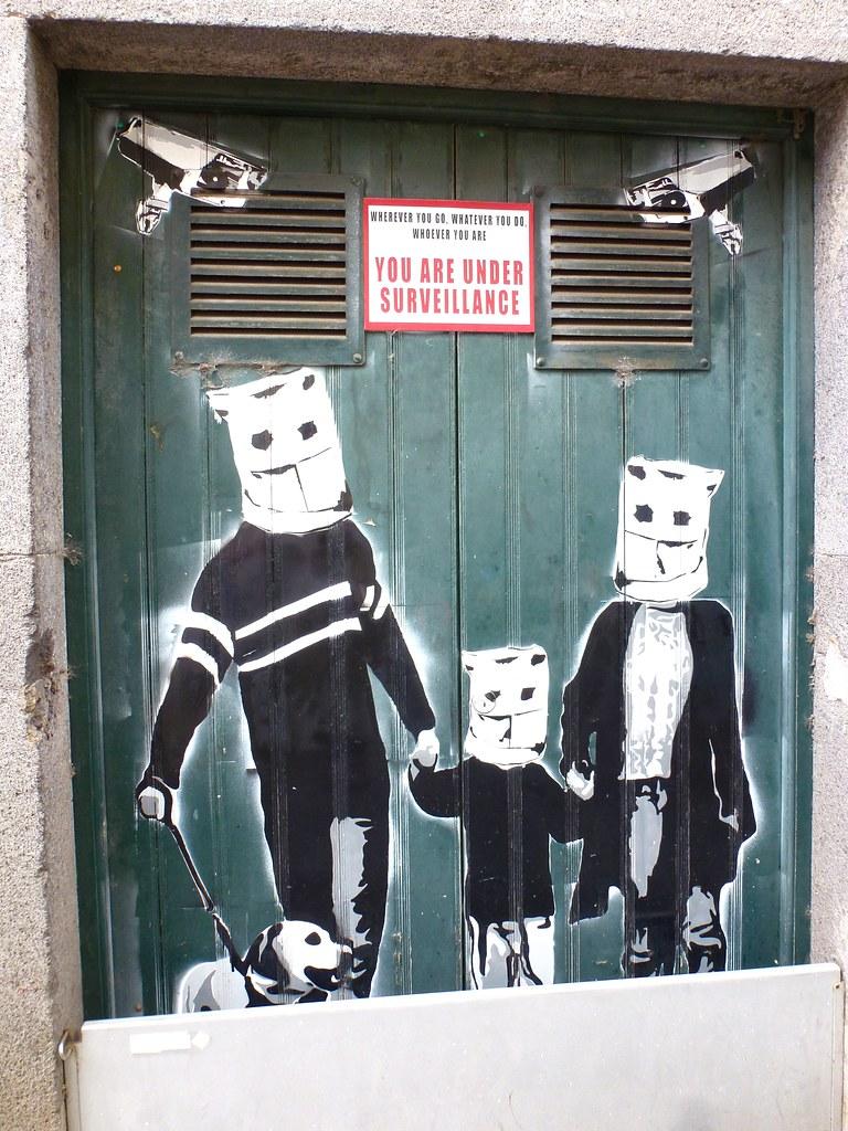 You are under surveillance