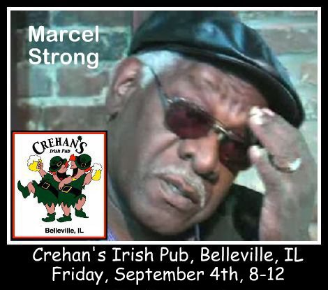 Marcel Strong 9-4-15
