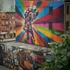 Suck face #graffiti #StreetArt #spray #mural #urbanart #Chelsea #Manhattan #highline #NYC @kobrastreetart