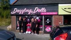 2015 Dazzling Dolls opening 5 Sept PV