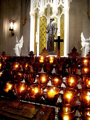 Cathedral Candles
