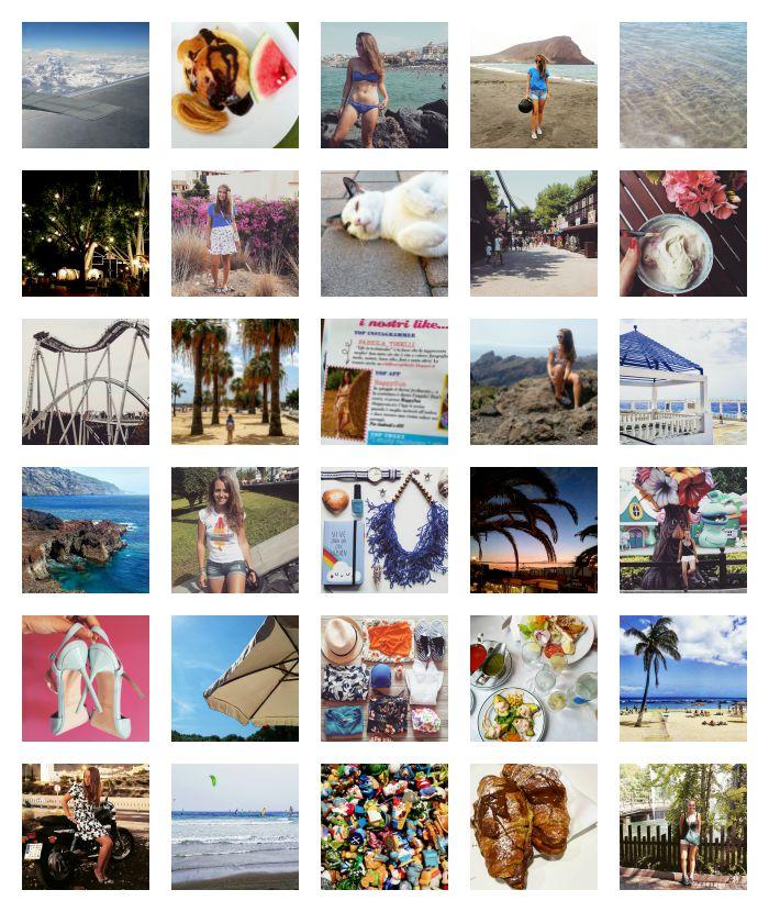Instagram, Tenerife, recap, holidays1