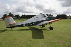 G-CBOA Auster B.8 [B.106] Popham