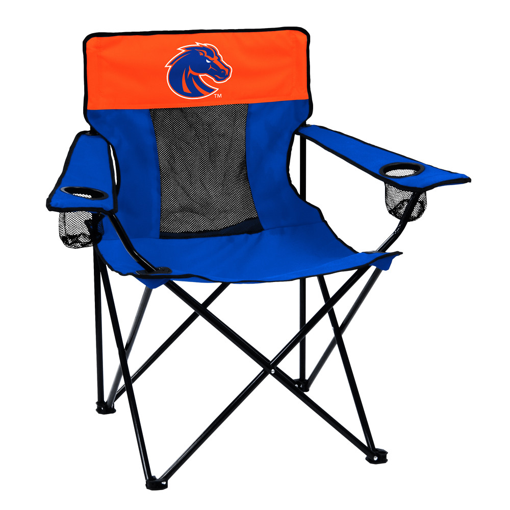 Boise State Elite TailGate/Camping Chair