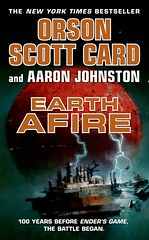Orson Scott Card & Aaron Johnston - Earth Afire