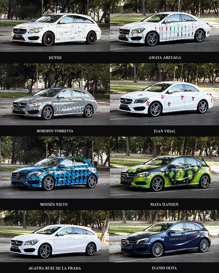 Sorteo Pack VIP Experiencias Mercedes