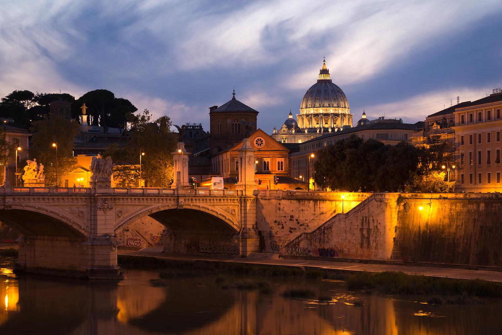 Basilica di San Pietro, Roma, Italia, 2015
