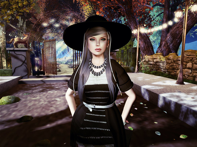 BlackRose cardigan/dress <3