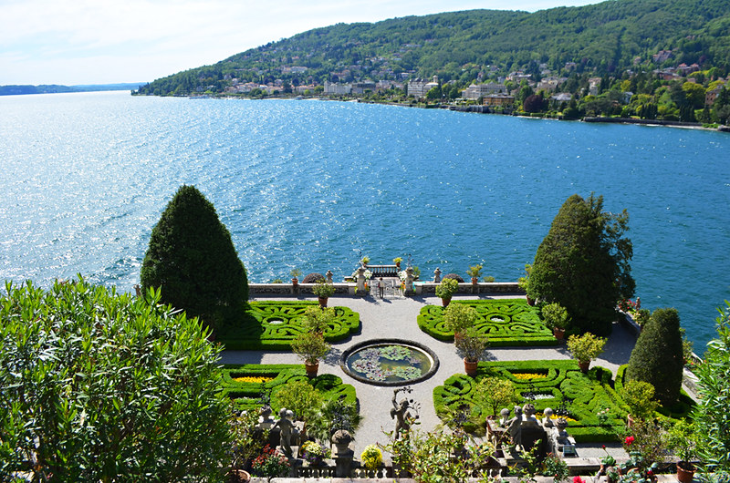 Isola Bella, Borromean Islands, Lake Maggiore, Italy