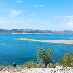 Awesome day at the lake. #Arizona #lakepleasant