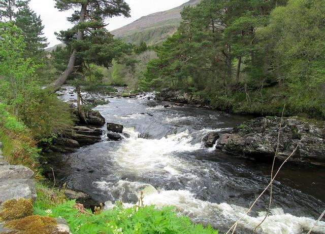 Falls of Dochart (ii)