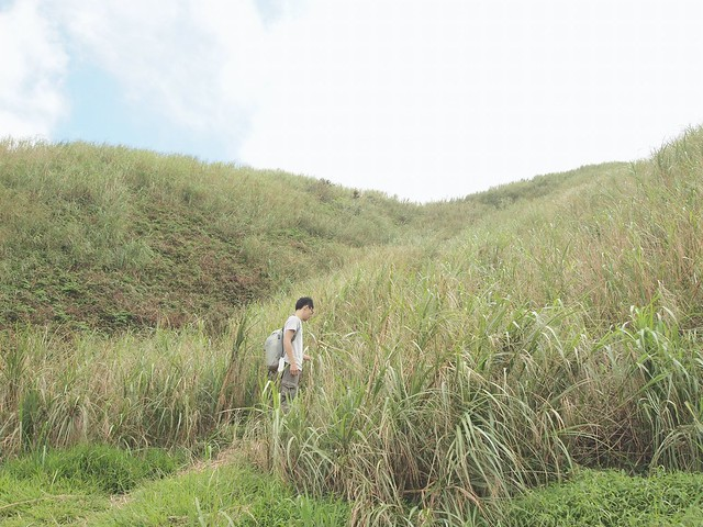 燦光寮山登山口