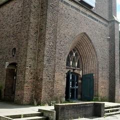 Ritakerk, Hagedoornplein, Amsterdam Noord