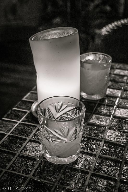 Lemonade. HaTraklin Bistro, Tel Aviv