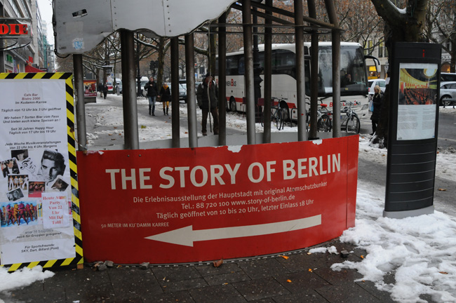 柏林故事館The Story of Berlin
