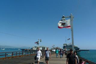 Santa Barbara - Santa Barbara Stearns Wharf