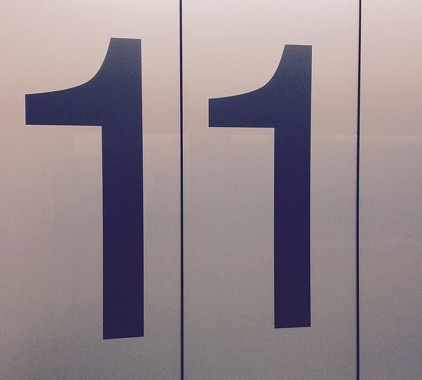 Subway exit eleven