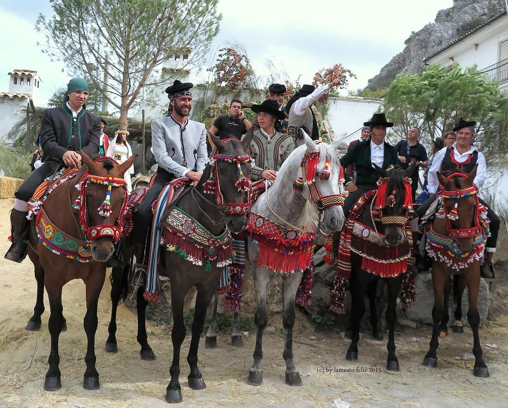 Grazalema-IX Representación Histórica - Bandolerismo-2015