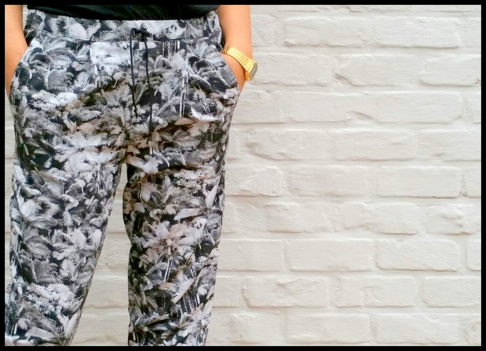 alexandria trousers