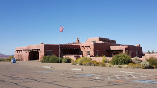 The Painted Desert Inn in Petrified Forest NP