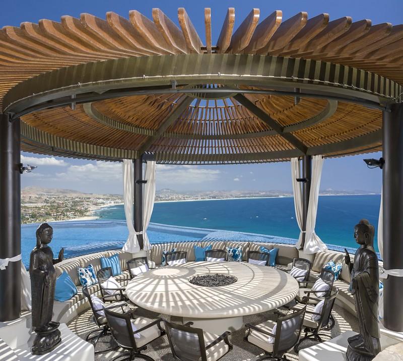 Вилла на берегу Тихого океана Casa Fryzer
