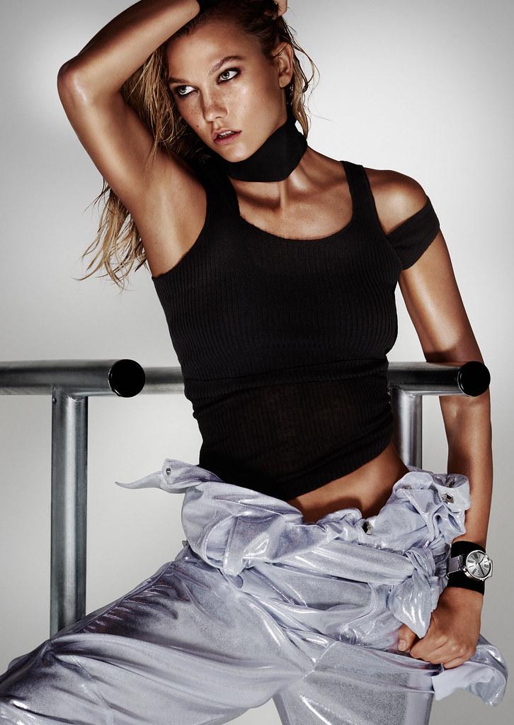 Карли Клосс — Фотосессия для «Vogue» CH 2015 – 6