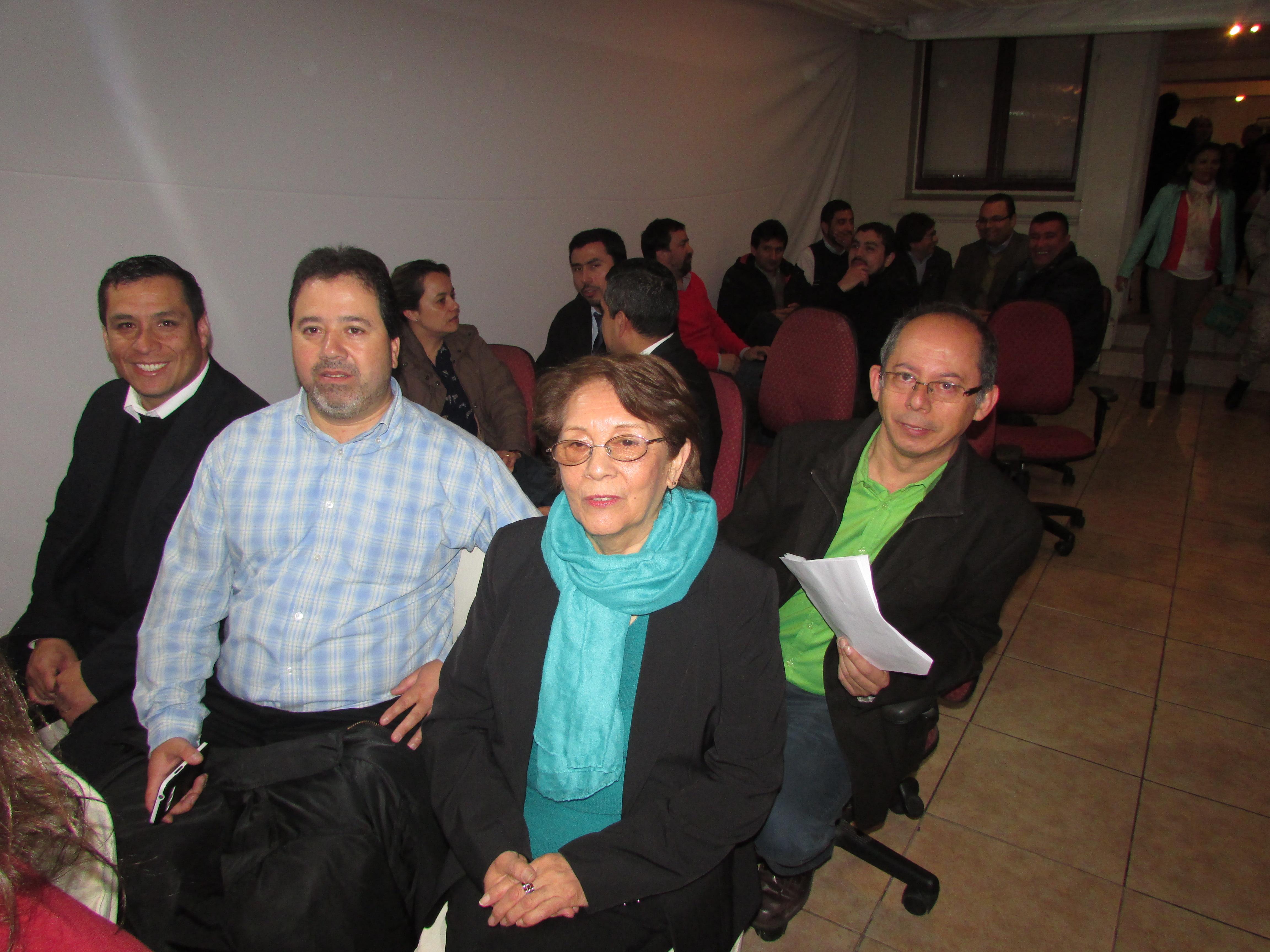 FTH presente en inauguración XIX Asamblea Nacional Ordinaria ANEIICH - 15 Octubre 2015