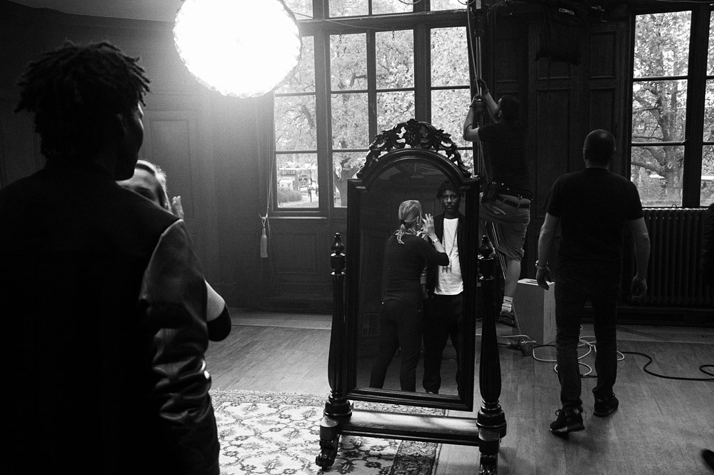 On Set With Wretch32