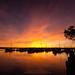 Beaufort Harbour Sunset by MattPenning