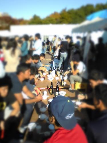 大学祭 No.2 - naniyuutorimannen - 您说什么!