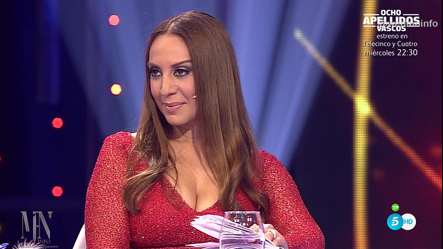 Mónica Naranjo - Gala 2 Pequeños Gigantes - 09.11.15