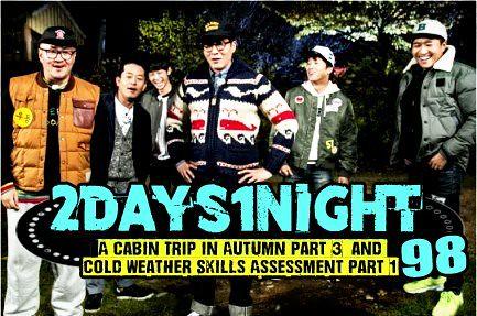 [Vietsub] 2 Days 1 Night Season 3 Tập 98